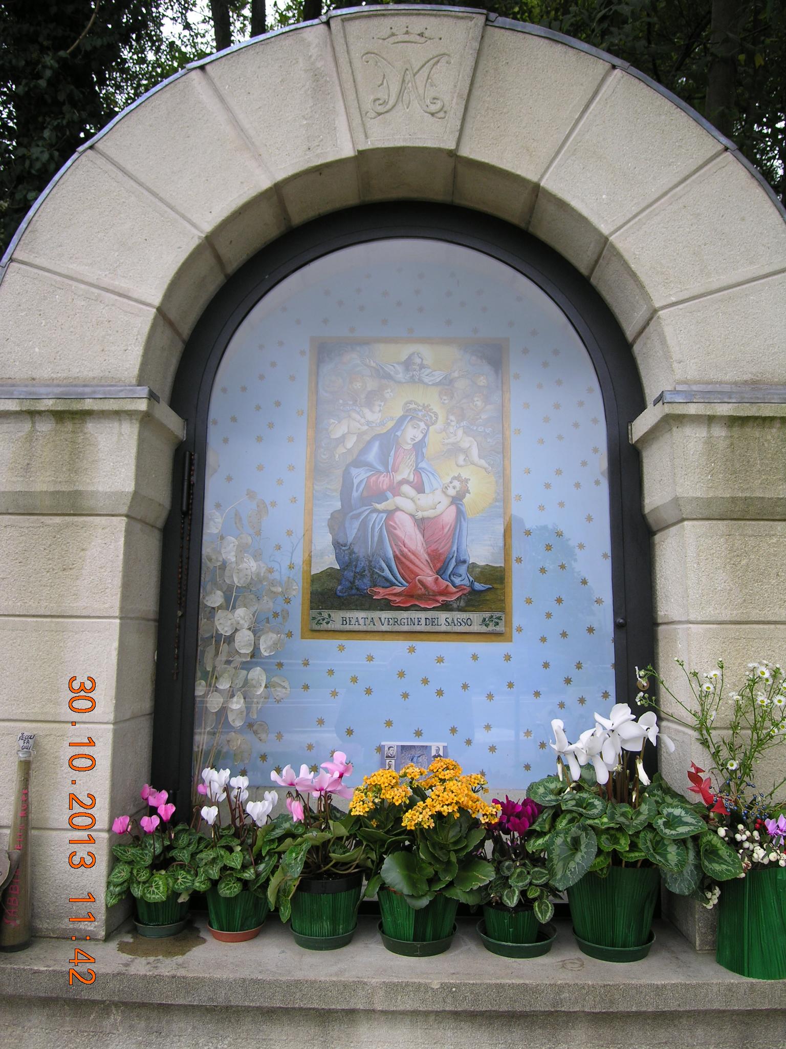 Santuario Rupestre della Beata Vergine del Sasso